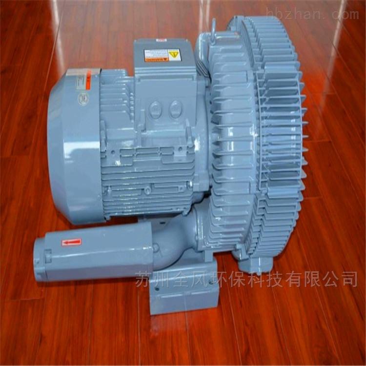 7.5KW环形耐高温高压风机