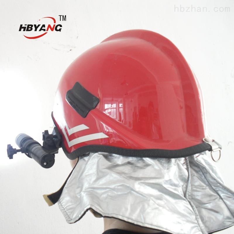 消防员佩戴式支架头灯灭火救援手持电筒