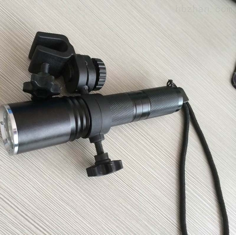 BQ7500A消防员安全帽LED强光防爆头灯手电