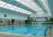 游泳池工程承包公司_泳池水处理设备价位