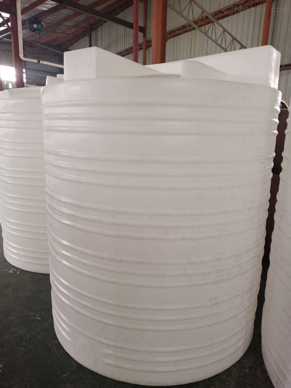 谦源3立方塑料搅拌桶 净水剂储罐