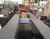 礦車銷鏈臥式拉伸夾持試驗機