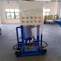 冷凝器在线自动清洗装置