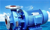ISWH化工不锈钢管道泵
