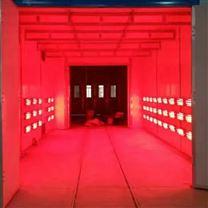 晋城红外线汽车烤漆房