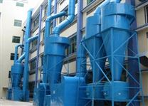 工業廢氣粉塵礦山粉末旋風除塵器