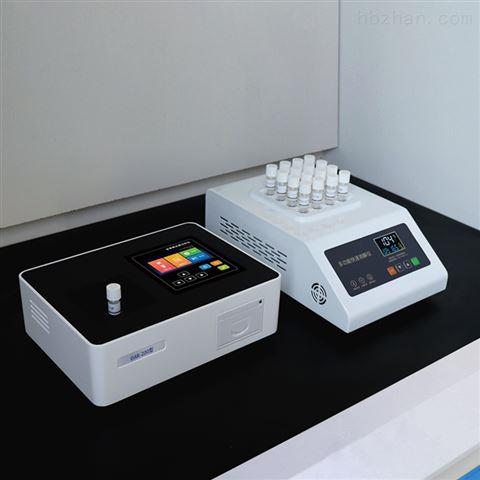 余氯、总氯、二氧化氯测定仪