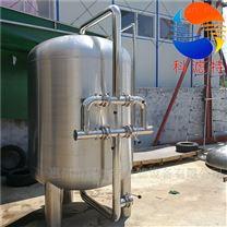 供应广西锰砂316L不锈钢机械过滤器