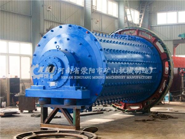 直径2.2米铁矿球磨机