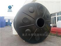 20吨塑料桶生产厂家 耐酸碱塑料储罐供应