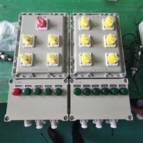 BXM51-3K三回路带总开关防爆照明箱/报价