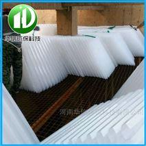 梅州六角蜂窝斜管填料作用塑料Φ50斜管
