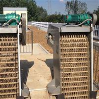 医院污水处理机械式格栅除污机
