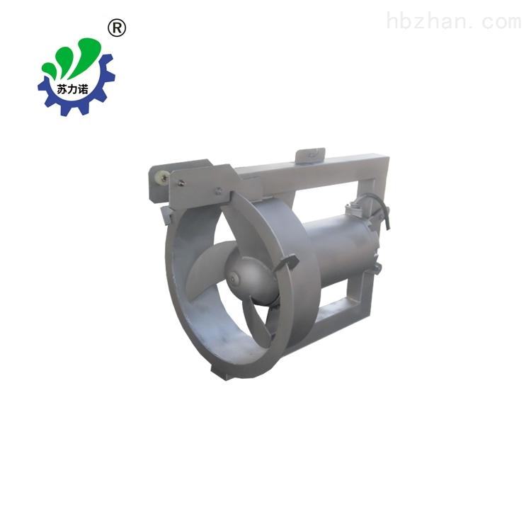 QJB-W3/8潜水污泥回流泵产品报道
