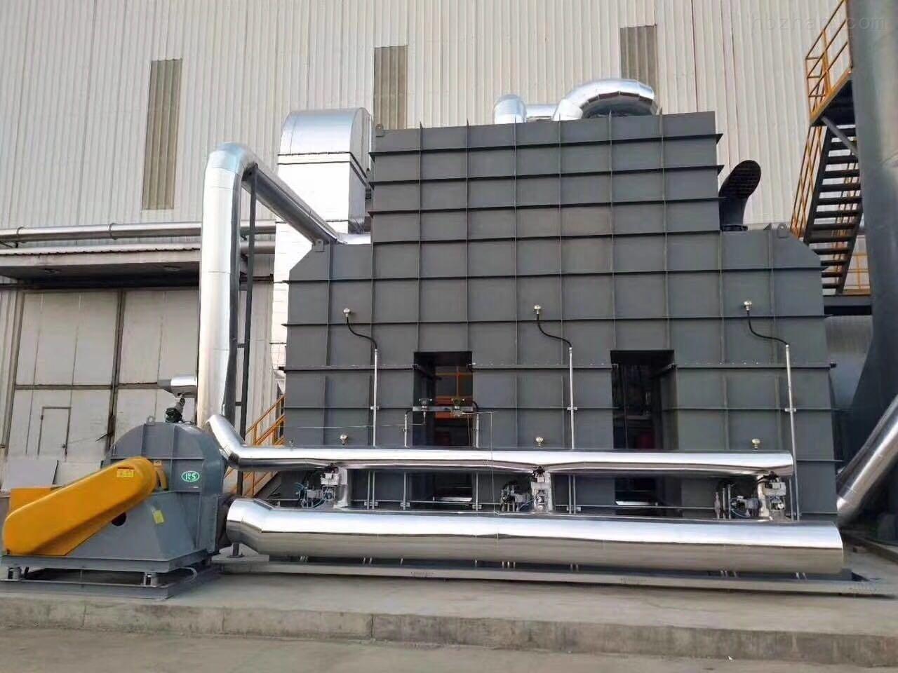 合肥RTO蓄热式工厂