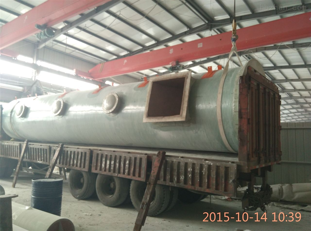 通化玻璃钢排水管道价格
