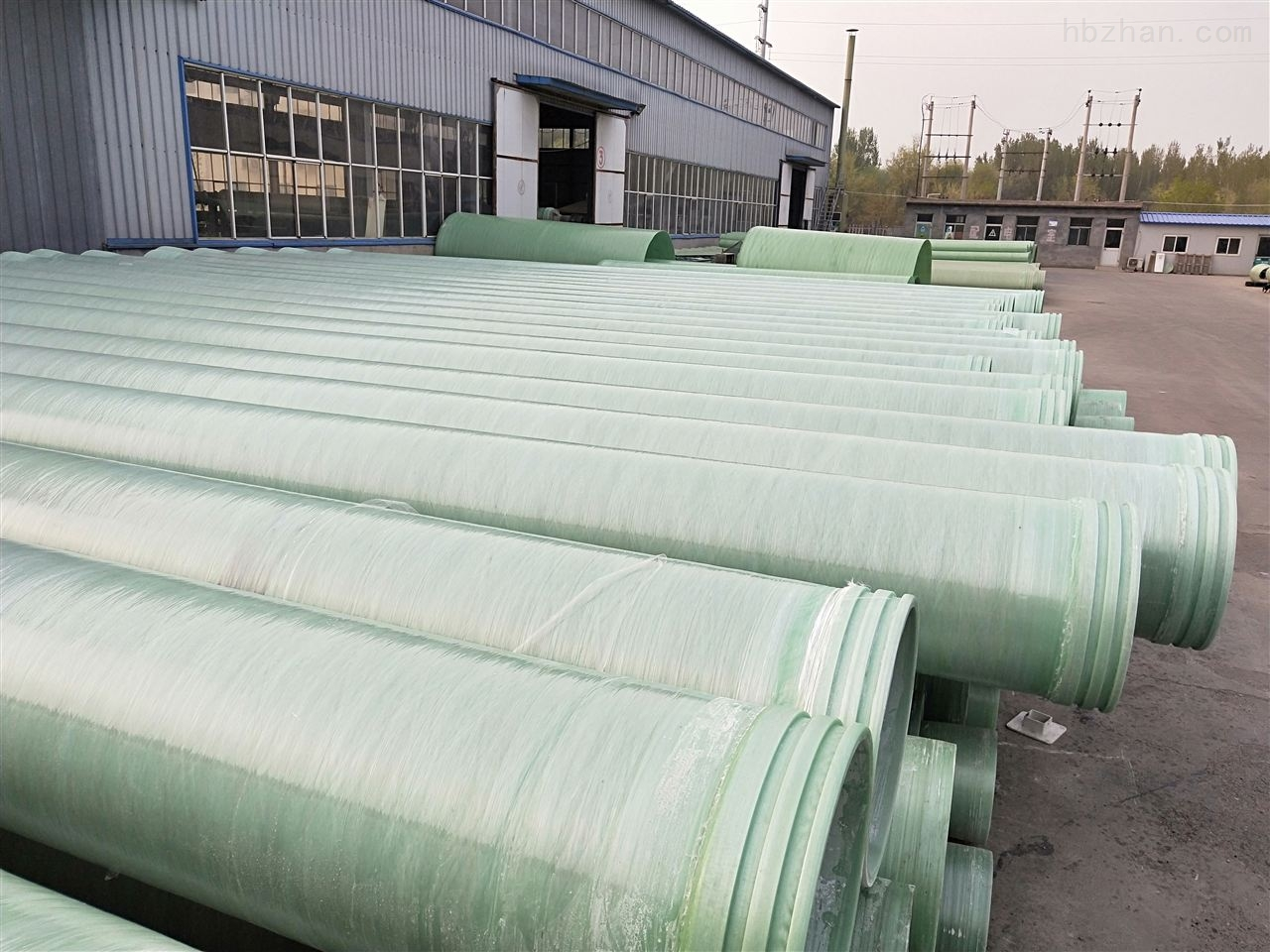 博尔塔拉玻璃钢污水管道多少钱