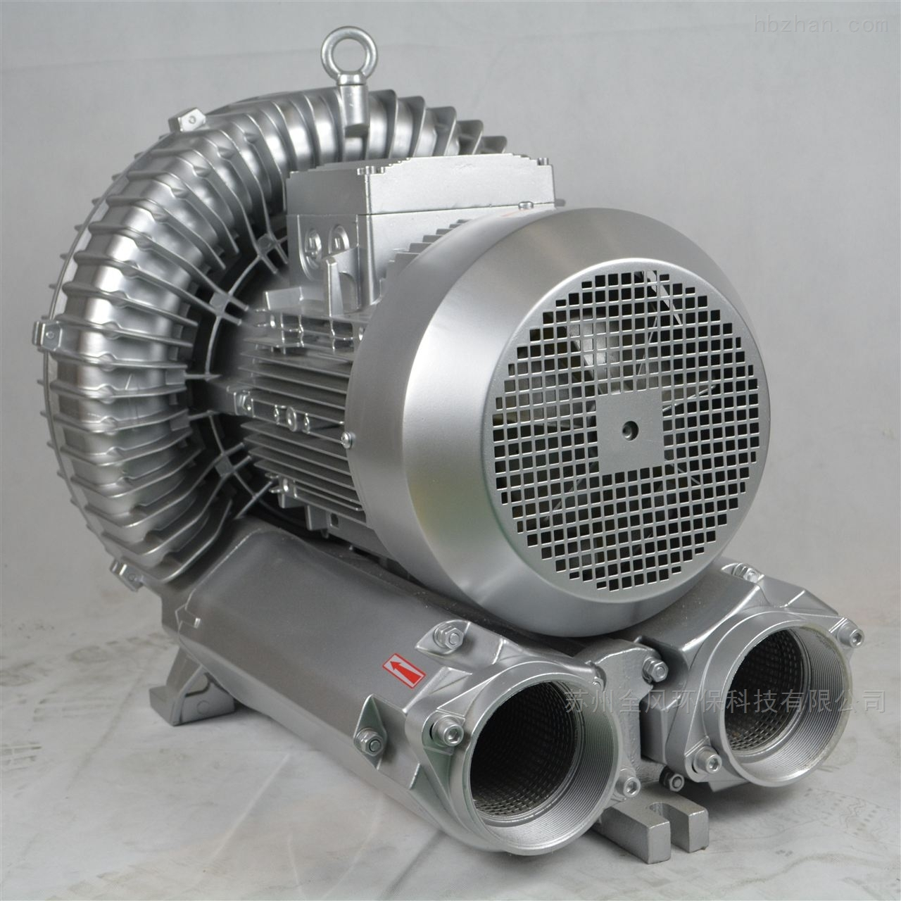 高负压铝合金高压风机