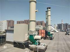 工业废气处理蚌埠网带炉油烟净化设备技术参数