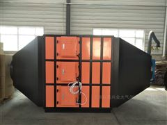 工业废气处理南通网带炉油烟净化设备适用范围