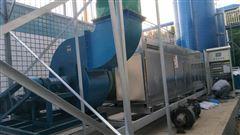 工业废气处理湘西网带炉油烟净化设备尺寸大小