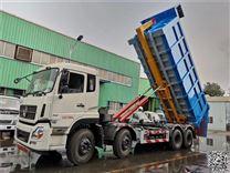 20吨建筑垃圾钩臂车