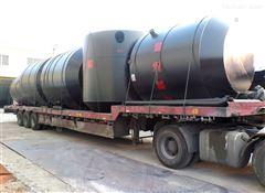 SL制药厂污水处理设备的三个阶段