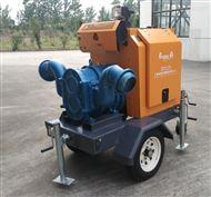 市政抢险泵车