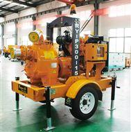6寸牵引式移动泵站
