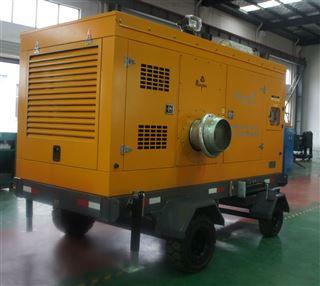 柴油机车载自吸水泵