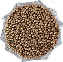 微孔球腾翔生产的金色孔抑菌球的原理
