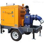 防汛抗旱排水移动泵车