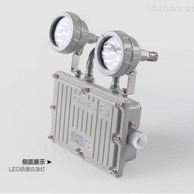 防爆双头应急灯LED6W化工厂照明壁灯  湖北