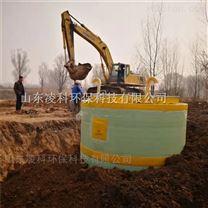 南京污水提升泵站 一体化预制泵站终身维护