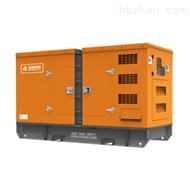 500KW上柴静音型柴油发电机组