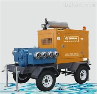 防汛排涝移动灌溉泵