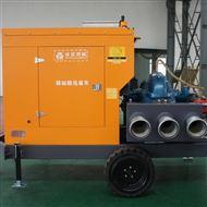 城市防汛抗旱抢险泵车