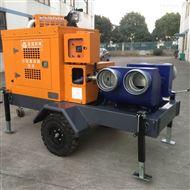 防汛防洪移动式泵车