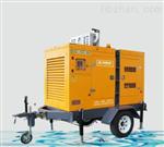 发电排水移动泵车
