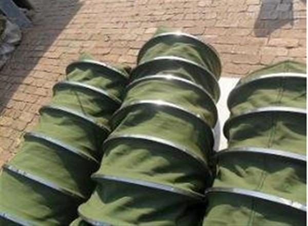 帆布水泥卸料布袋大量生产