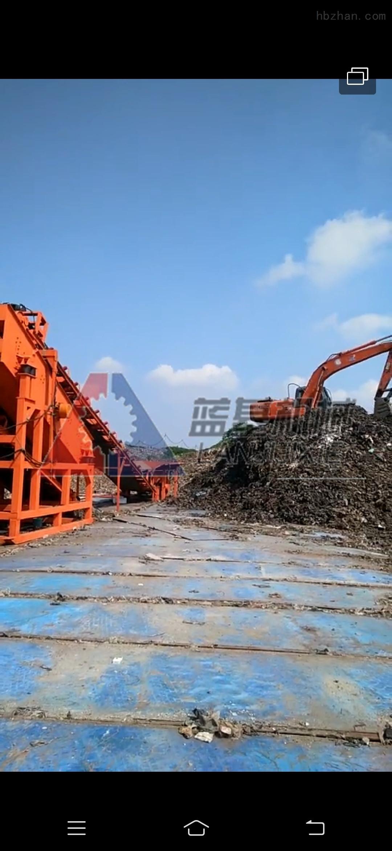 关于建筑垃圾破碎站的类型详情介绍mnbv