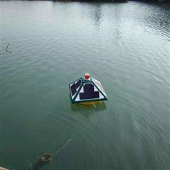 河道湖泊水質在線監測浮標配合河長制制度