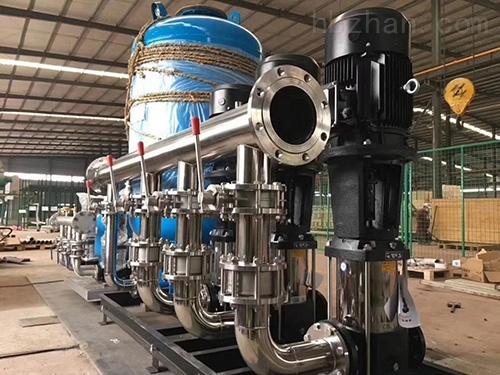 不锈钢成套給水设备