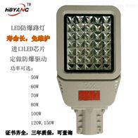 HRD98高效免维护防爆路灯头自弯单/双臂灯杆