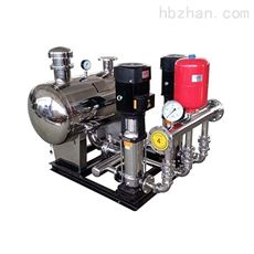 STGW 8/50A-2C 600/50L无负压成套供水设备报价