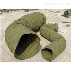 帆布耐磨通风伸缩布袋 适用