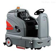 S160高美驾驶式智能洗地机 工业洗地车S160