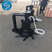 河道专用浮筒式潜水曝气机