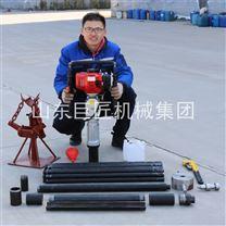 无扰动便携式取土钻机无需用水取样完整