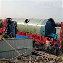 DN1800一体化预制雨水泵站托里